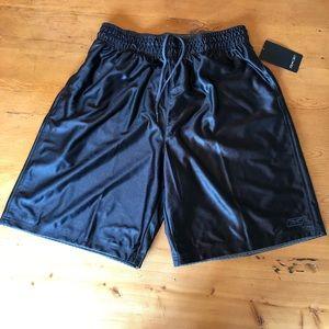 Reebok NWT Reversible Basketball Shorts